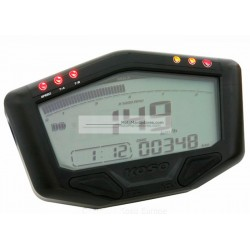Marcador Digital KOSO DB-02 OFF ROAD auto alimentado