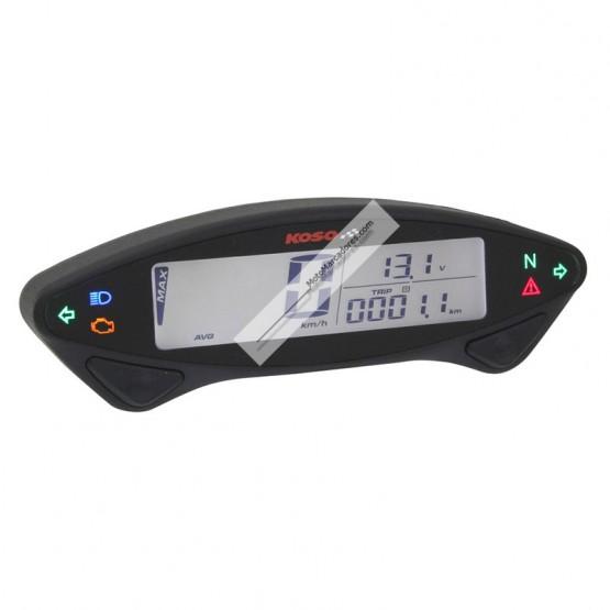 Marcador Digital KOSO DB-EX-02