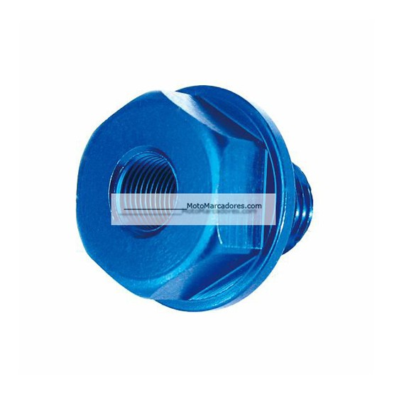 Tapon Aceite ADAPTADOR KOSO TOMA TEMPERATURA M12x1,5x15mm
