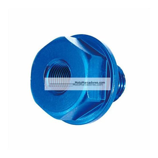 Tapon Aceite ADAPTADOR KOSO TOMA TEMPERATURA M14x1,5x15mm
