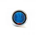 Marcador KOSO velocimetro Black LCD 55mm DL-01S