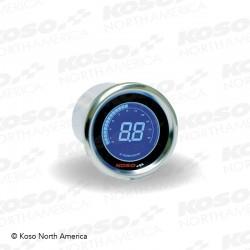 Cuenta Revoluciones Black LCD 55mm DL-01R