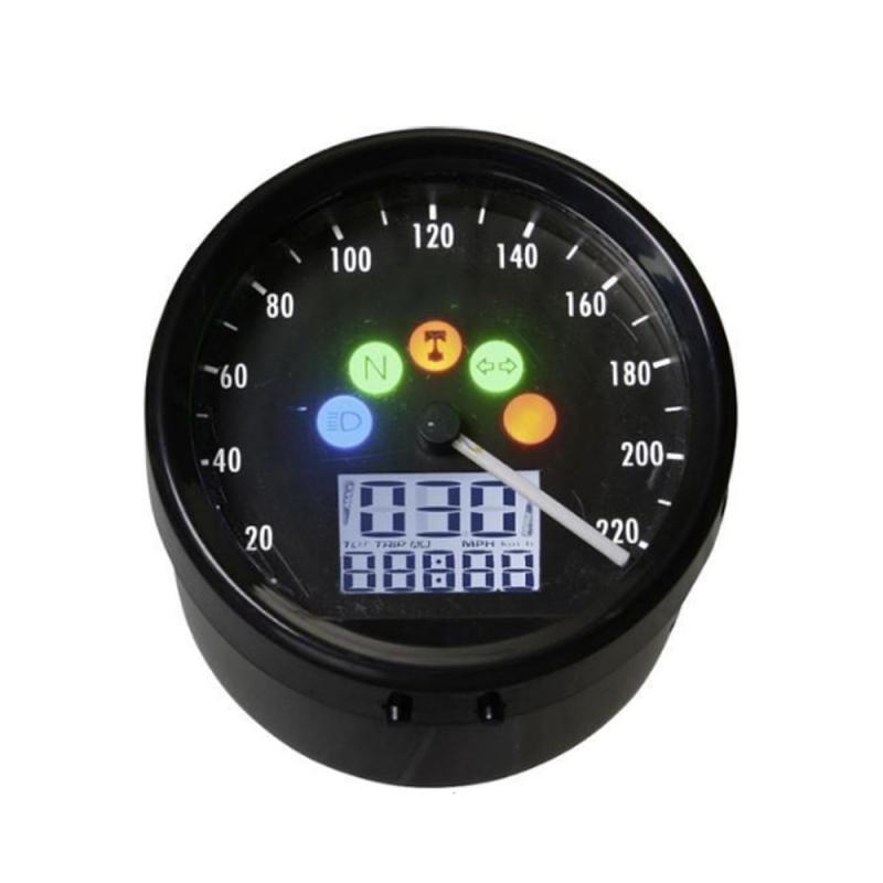 Velocimetro Digital CAFE RACER