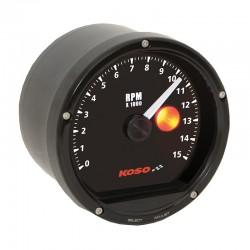 Marcador KOSO Cuenta Revoluciones D75 15.000 RPM